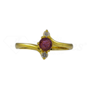 Anillo Red Gold