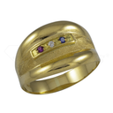 Anillo Golden Reef Stones